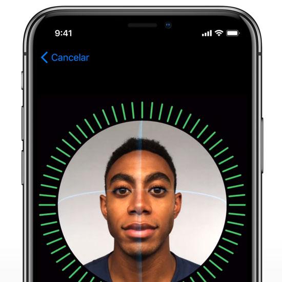 Face-ID-Configuración