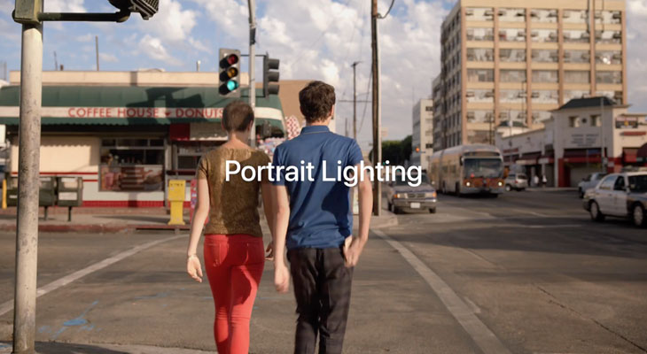 Apple promociona el modo Iluminación de Retratos del iPhone 8 Plus en un vídeo