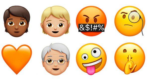 Nuevos-Emojis IOS 11.1