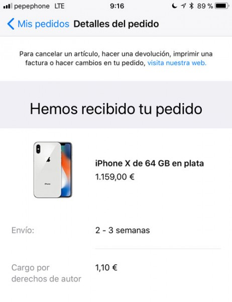 Reserva-iPhone-X
