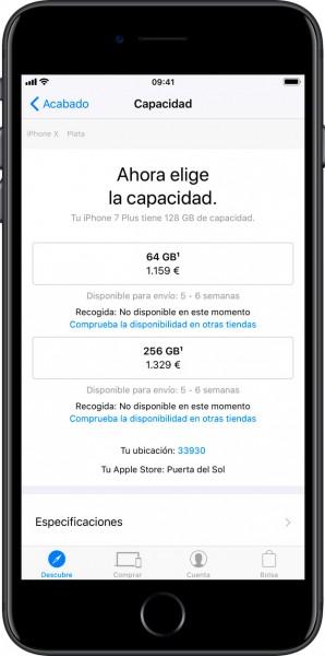 Reservas-iPhone-X