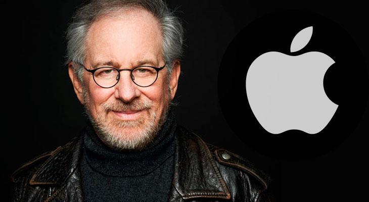 Apple ficha a Spielberg para su primera serie original