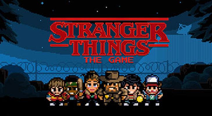 """Stranger Things: The Game"" llega a la App Store… ¡y es gratis!"