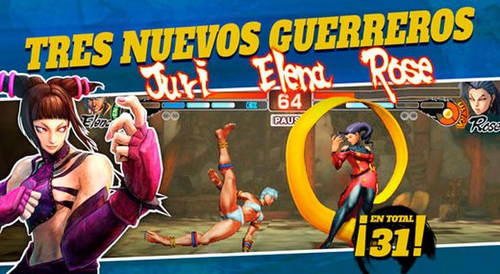 Street Fighter IV CE se actualiza con nuevos personajes y un gran descuento