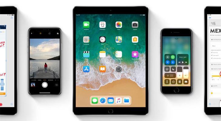 Apple lanza iOS 11.0.2 para todos los usuarios