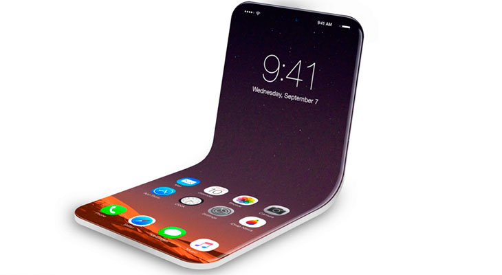 Apple podría lanzar un iPhone plegable en 2020