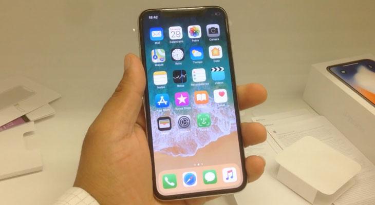 El primer unboxing del iPhone X llega de México