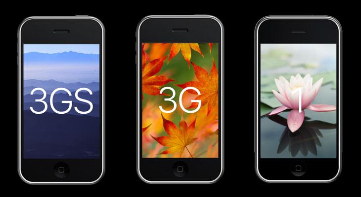 Así ha cambiado el interior del iPhone en diez años
