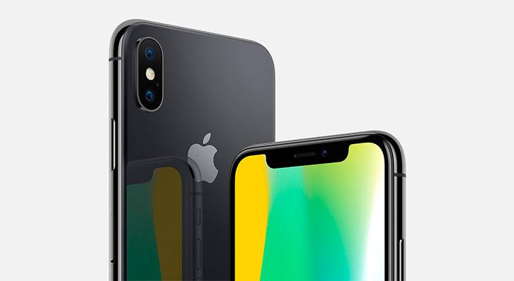 Los problemas de producción del iPhone X empiezan a solventarse