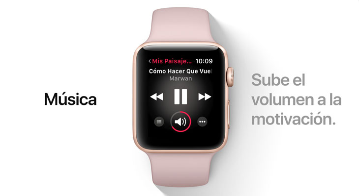 Apple lanza watchOS 4.1 para todos los modelos de Apple Watch