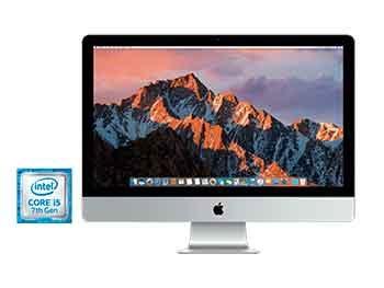 iMac 21.5 pulgadas 4K (i5-7400, 8GB RAM, 1TB HDD, modelo MNDY2Y)