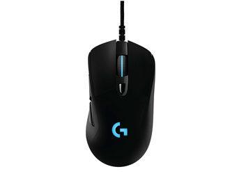 Logitech G403 – Ratón óptico con cable para gaming