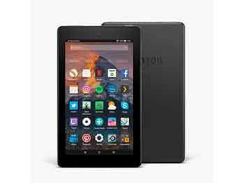 "Amazon Fire 7, pantalla de 7"", 8GB (Negro)"