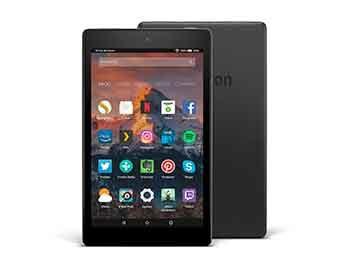 "Amazon Fire HD 8, pantalla de 8"", 16GB (Negro)"