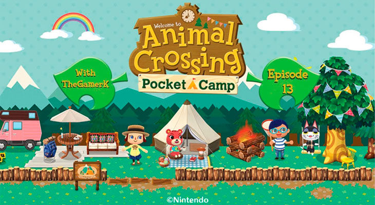 Animal Crossing: Pocket Camp llegará a la App Store el 22 de noviembre