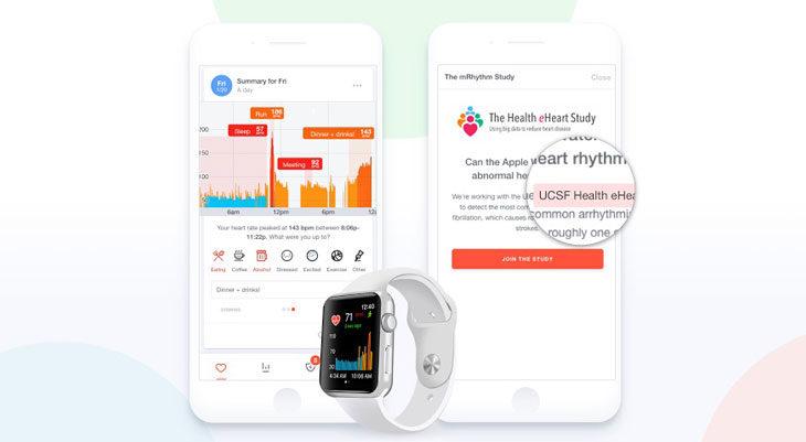 Según un estudio el Apple Watch puede detectar apnea del sueño e hipertensión