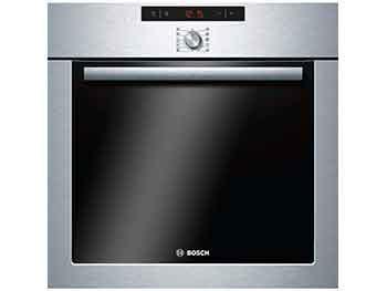 Horno – Bosch HBA74S350E Multifunción, Pirolítico, Inox, Calentamiento 3D