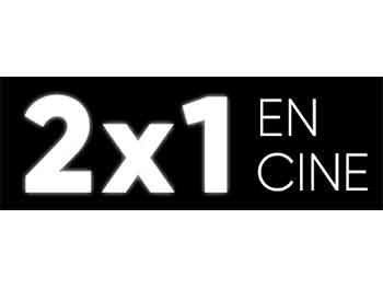 2×1 en cine en FNAC