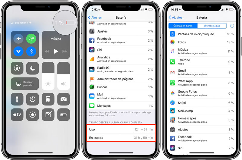 Duracion-bateria-iPhone-X