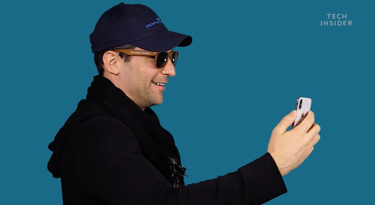 El Face ID del iPhone X es sometido a nuevas pruebas y no sale nada mal parado