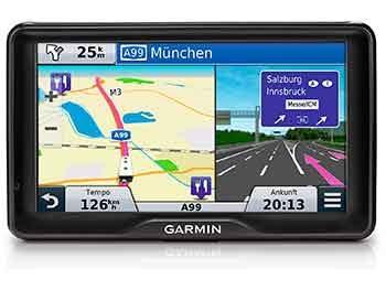 Garmin 760LMT-D – Sistema de navegación GPS de 7 pulgadas