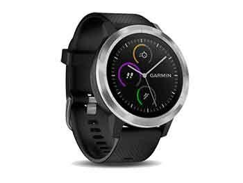 Garmin Vivoactive 3, GPS, Garmin Pay, Negro