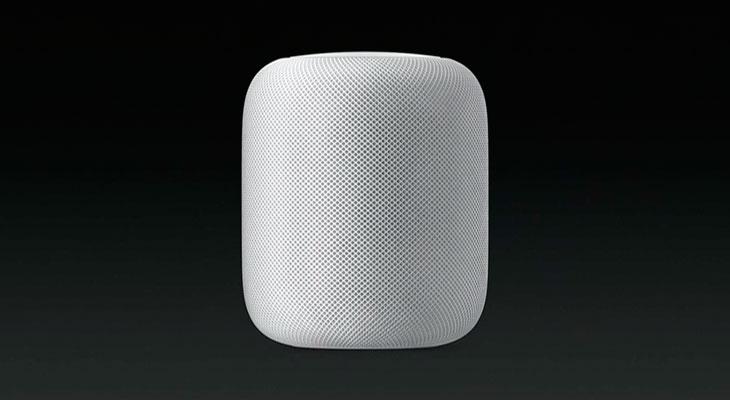 Apple retrasa el lanzamiento del HomePod hasta principios de 2018