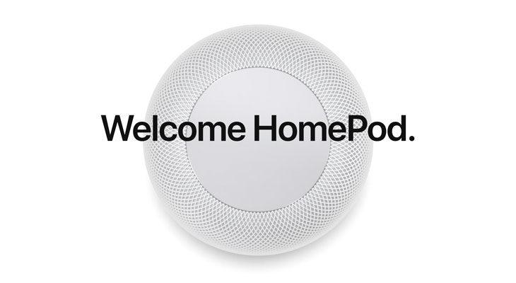 Las primeras versiones del HomePod medían casi un metro y tenían decenas de altavoces
