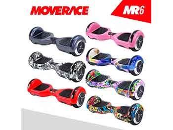 Patinete Eléctrico Hoverboard Skate MR6 – Varios colores