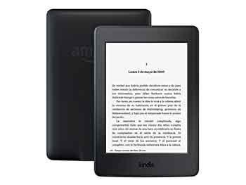 Kindle Paperwhite (e-reader 6″, 300 ppp, luz integrada, WiFi)