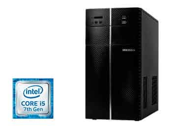 PC Gaming – Medion PCC581, i5-7400, 16GB RAM, 1TB+128SSD, GTX 1050