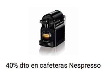 Cafetera Nesspreso De'Longhi Inissia