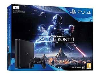 PlayStation 4 Slim 1TB + Star Wars Battlefront