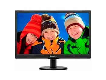 Philips 193V5LSB2 – Monitor LCD 18,5″, HD Ready