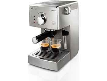 Saeco Poemia Inox HD8427/11 – Máquina de café espresso