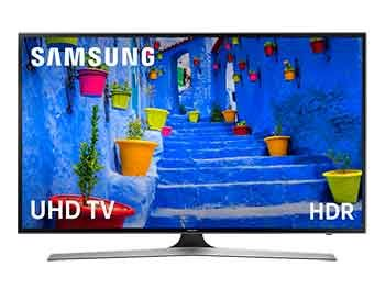 TV LED 65″ Samsung 65MU6125, UHD 4K, HDR, PurColor, WiFi, Smart TV
