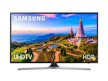TV LED 40″ – Samsung UE40MU6105KXXC, UHD 4K, HDR, Plano