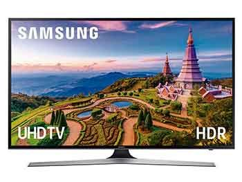 TV LED 43″ Samsung UE43MU6105 – UHD 4K, HDR, Smart TV, Wi-Fi