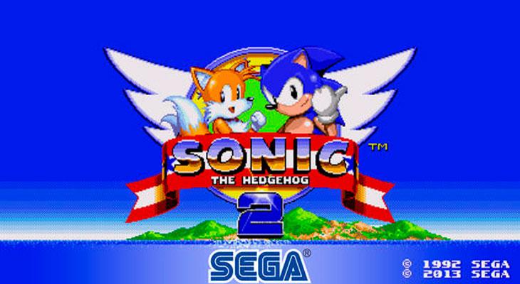"""Sega hace gratis """"Sonic the Hedgehog 2"""" para celebrar su 25 aniversario"""