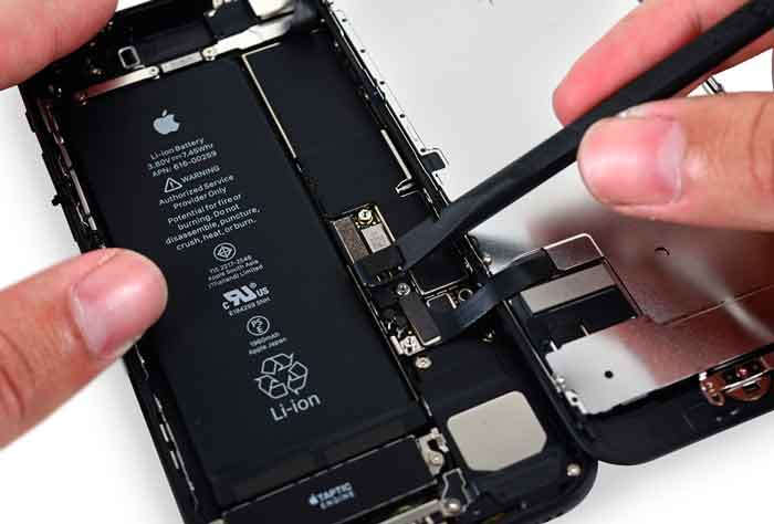 iPhone-Batería