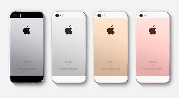 El iPhone SE 2 podría llegar en la primera mitad de 2018