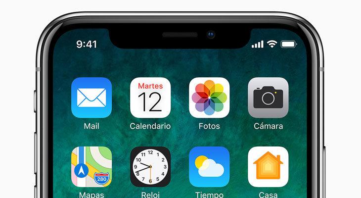 Algunos usuarios de iPhone X se quejan de un zumbido en su altavoz