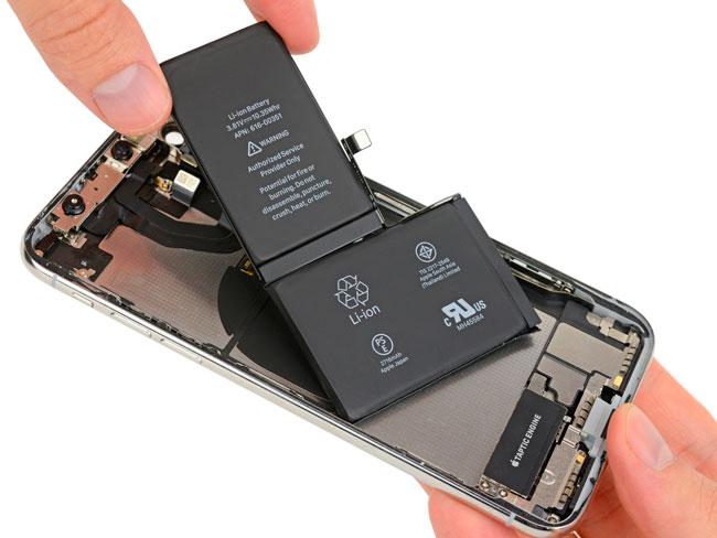 iPhone-X-Batería