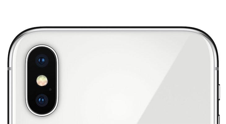 Apple mantendrá el diseño de la cámara dual del iPhone X en sus modelos de 2018
