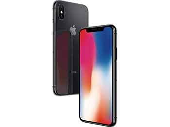 iPhone X 256GB (Gris Espacial)