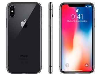 iPhone X 64GB (Gris Espacial)