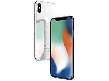 iPhone X 256GB (Plata)