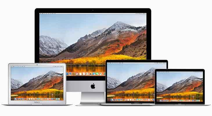 Apple lanza actualización de macOS High Sierra para solucionar una grave vulnerabilidad