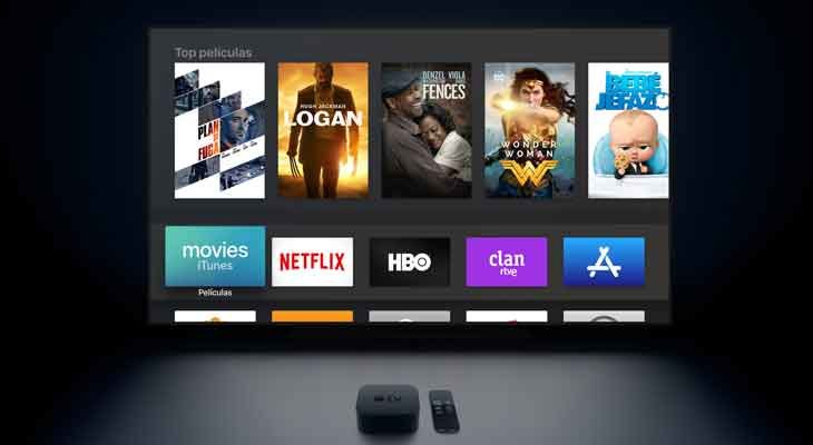 tvOS 11.2 ya disponible para la cuarta y la quinta generación del Apple TV