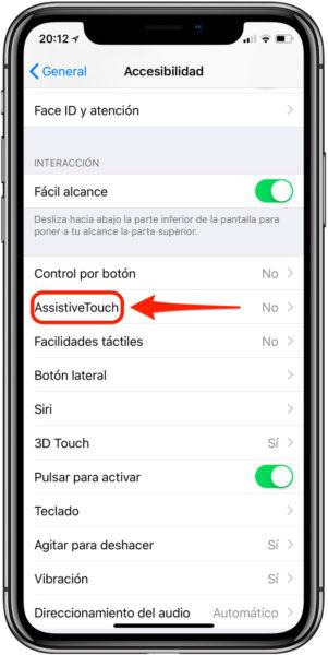 Boton-Home-iPhone-X